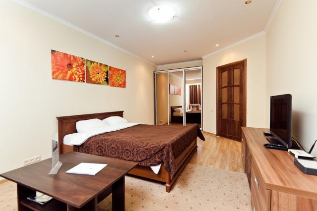 Apartament de lux-parcul central, Sun City Dosoftei 100