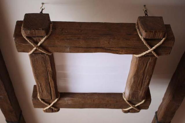 Из дерева мебель под старину