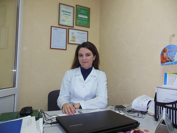 Гастроэнтеролог шарипова