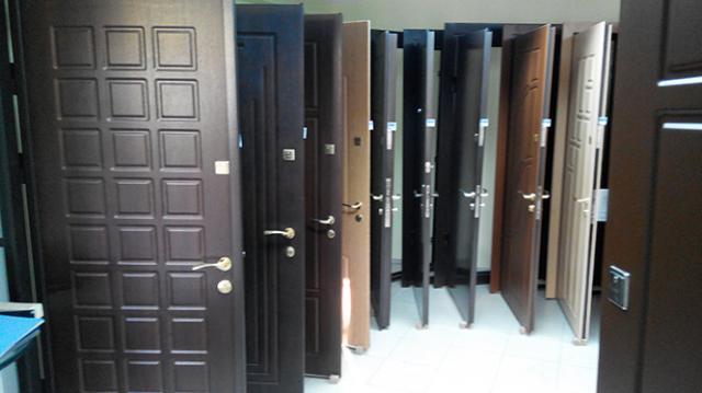 производство дверей стальные входные двери