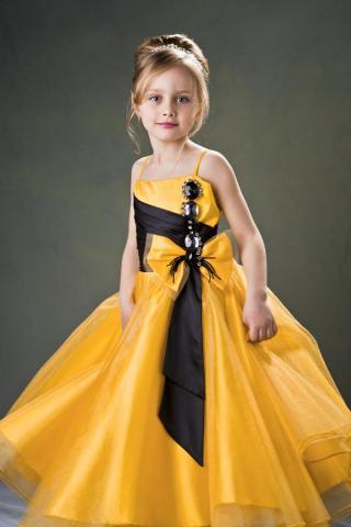Платья для золотой осенью