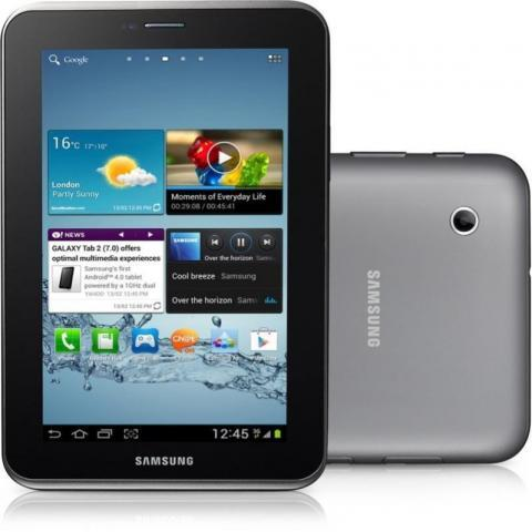 Samsung p7500 galaxy tab 101