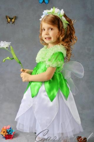 Костюм лилии своими руками в детсад