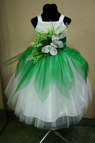 Платье к весне своими руками
