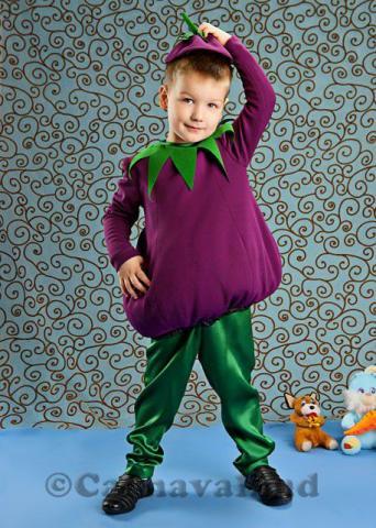 Костюмы овощей для мальчика своими руками 157