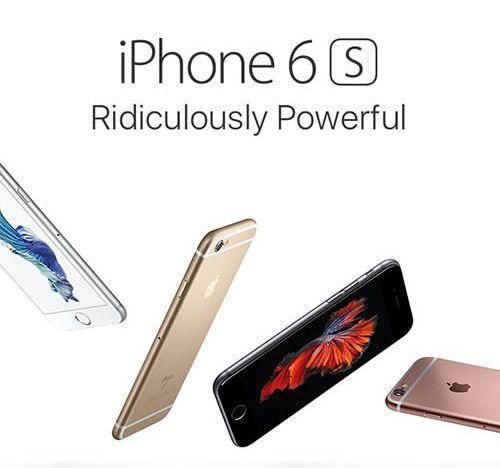 iPhone 6s, 6s Plus - дёшево!