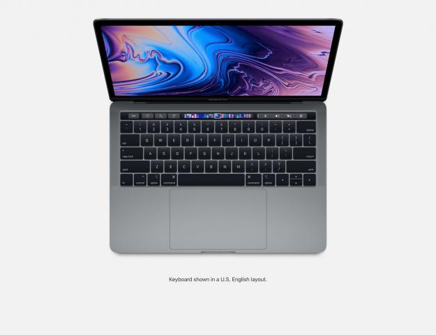MacBook Pro 13''-inch NOU Space Gray/3.1GHz/8GB/256GB/Touch Bar NOU NEW
